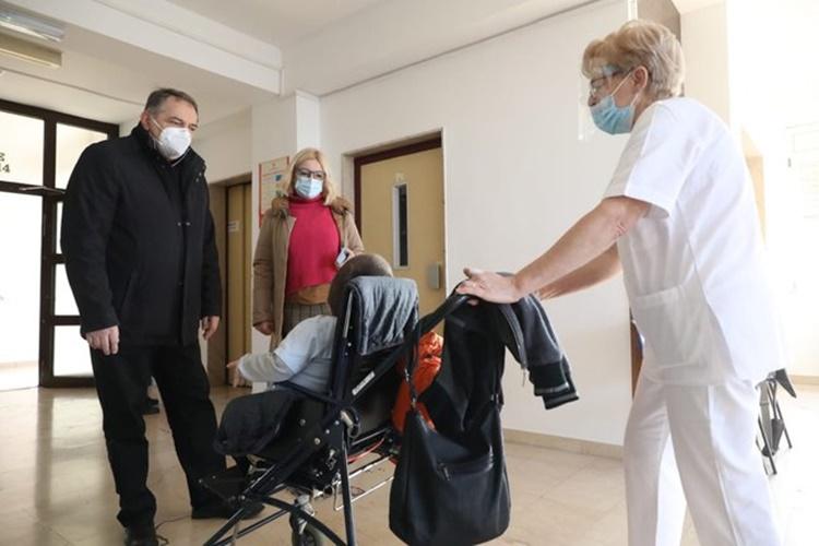 Dijelove SB Bistra potrebno je sanirati nakon potresa; 45 štićenika premjestit će se u SB Naftalan u Ivanić-Gradu