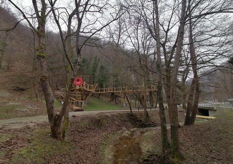 """FOTO: Posjetili smo """"Stazu kroz krošnje"""" u dolini Zelenjak"""
