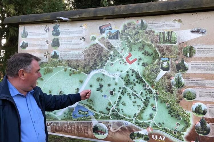 Arboretum Opeka i dvorac uskoro u novom sjaju – nakon desetljeća propadanja, počinje revitalizacija i obnova