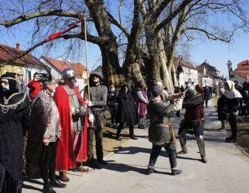Održana 16. Bitka kod Samobora – Celjski vitezovi još jednom obranili Samobor