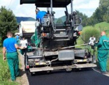 Klanjcu 200 tisuća kuna za asfaltiranje nerazvrstanih cesta