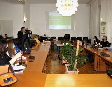 """U Čakovcu održana početna konferencija projekta """"Eco bridge"""""""