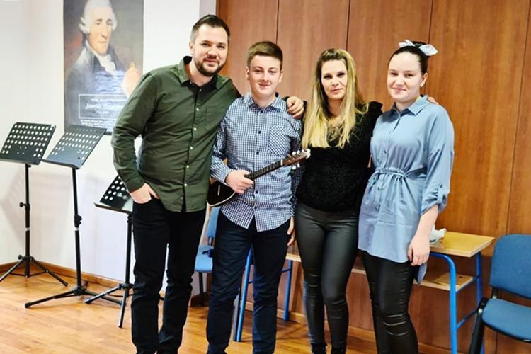 """Mladi bistrički glazbenici iznimno uspješni na natjecanju – osvojili """"brdo"""" nagrada"""