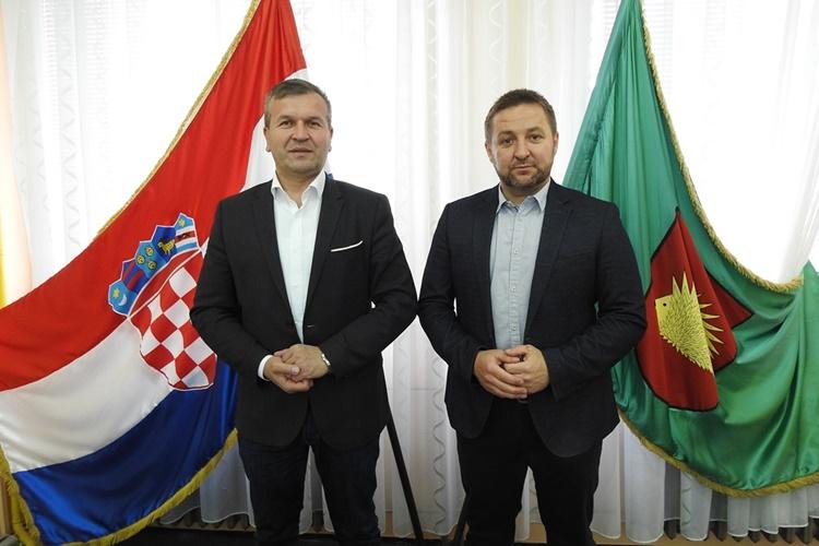 Stričak: podrška načelniku Igoru Kosu za novi mandat