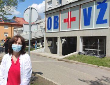 Renata Krobot (Opća bolnica Varaždin): Zasad su kapaciteti dovoljni, dolazi još 5 respiratora