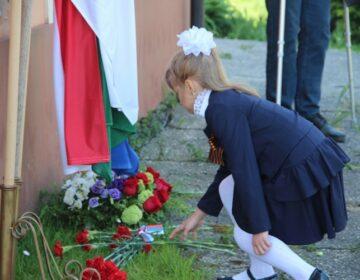 FOTO: U Štrigovi obilježen Dan pobjede nad fašizmom