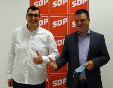 """Darko Herak, kandidat SDP-a za načelnika Huma na Sutli; Herak: """"Volontersko vođenje Općine u četiri godine mandata donijet će uštedu od milijun kuna"""""""