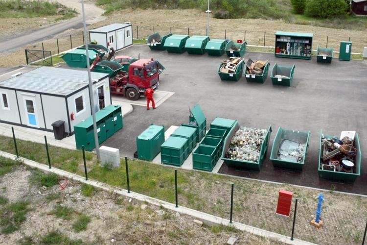 Gradu Ivancu 2,9 milijuna kuna za reciklažno dvorište za odlaganje odvojenog otpada