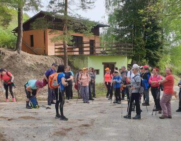 FOTO: Planinarsko društvo Bundek Prvi maj provelo na stazi dugoj više od 9 kilometara!