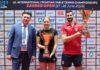 Andrej Gaćina i Varaždinka Petra Petek osvojili Zagreb Open
