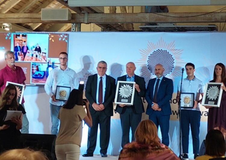 Četiri suncokreta ruralnog turizma stigla u Koprivničko-križevačku županiju