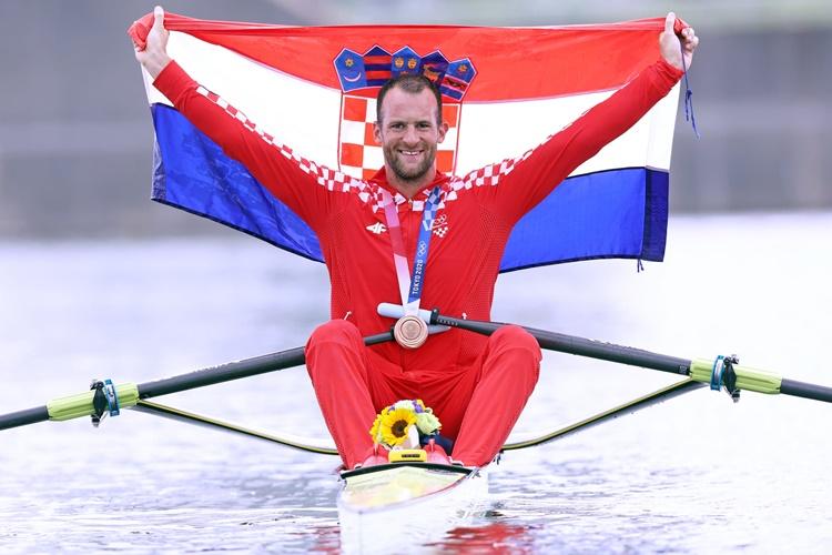 Još jedna olimpijska medalja za Hrvatsku – Damir Martin odličan u samcu!