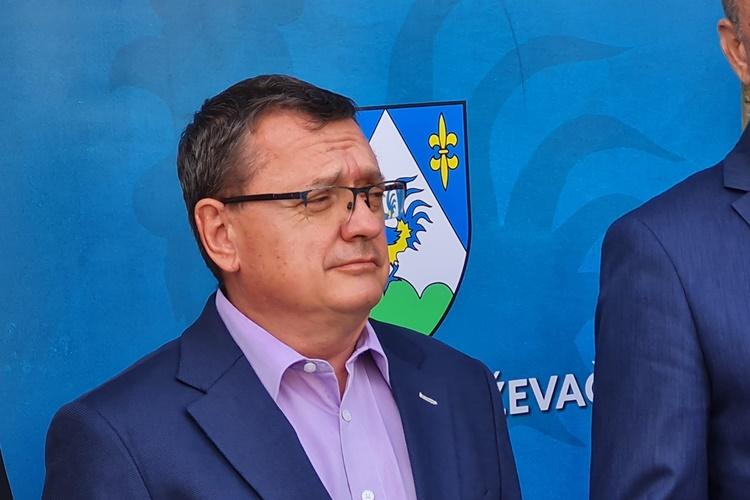 Novi predsjednik Županijske skupštine Koprivničko-križevačke županije HDZ-ov Damir Felak  najavio dinamičan rad bez problema na dobrobit građana