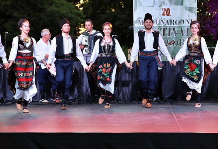 """FA """"Turopolje"""" organizirao 20. Međunarodni festival folklora – natjecao se i Ansambl """"Zabok"""" iz Zaboka"""