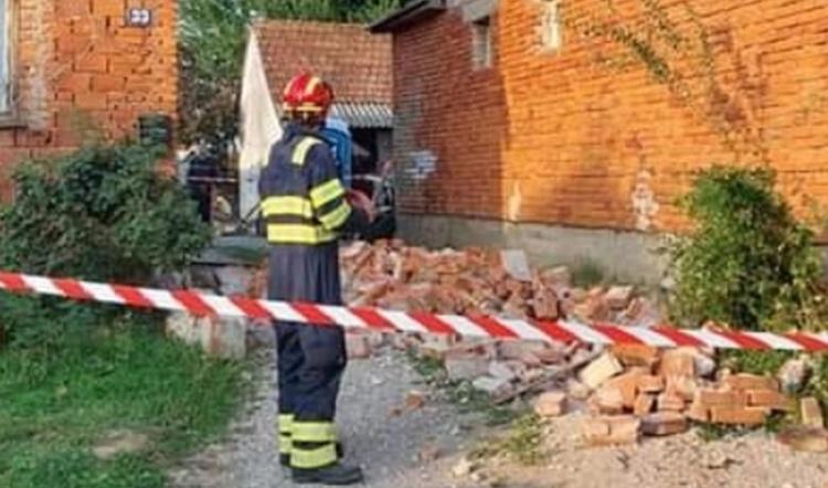 """VIDEO jučerašnjeg potresa u Petrinji: """"To je strašno treslo, ali zvuk je jezovit"""""""