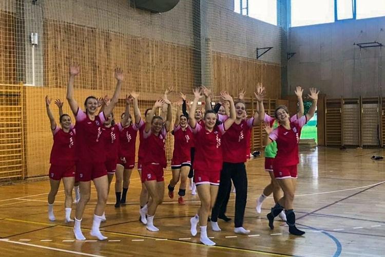Podravkine kadetkinje pripremaju se za Europsko prvenstvo u Ivanić Gradu, kao pojačanje stiže Ema Stručić