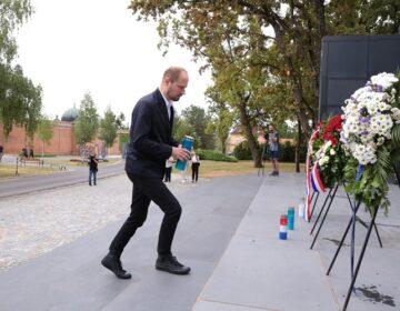 Delegacija Grada Zagreba položila vijence na zagrebačkom groblju Mirogoj