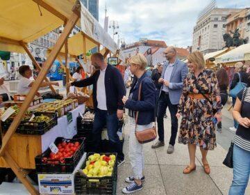 ZAGORJE U PUNOM SJAJU 100% Zagorsko u Zagrebu opravdalo očekivanja – Kolar: Naši su radišni ljudi to zaslužili!