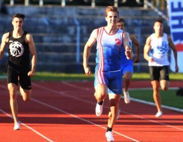 Pobjeda za kraj sezone: Marciuš ponovno najbrži na 200 m