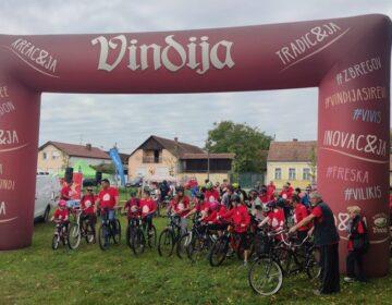 FOTOGALERIJA Brojni veliki i mali biciklisti okupili se na jubilarnoj 20. Varaždinskoj biciklijadi