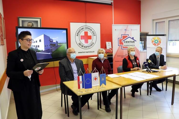 KOPRIVNICA Kreće izgradnja Centra za pomoć u kući vrijednog 12,5 milijuna kuna