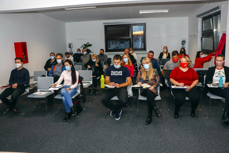 RAST INTERESA ZA KONTINENTALNI TURIZAM Započele turističke edukacije u Ivancu