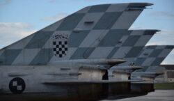 Lovački avioni HRZ-a probijaju zvučni zid, evo iznad kojih županija lete