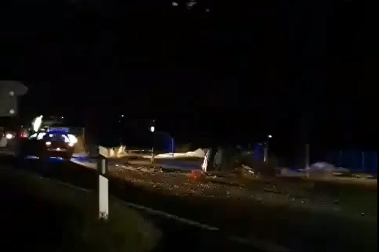 Teška prometna nesreća u Zagorju